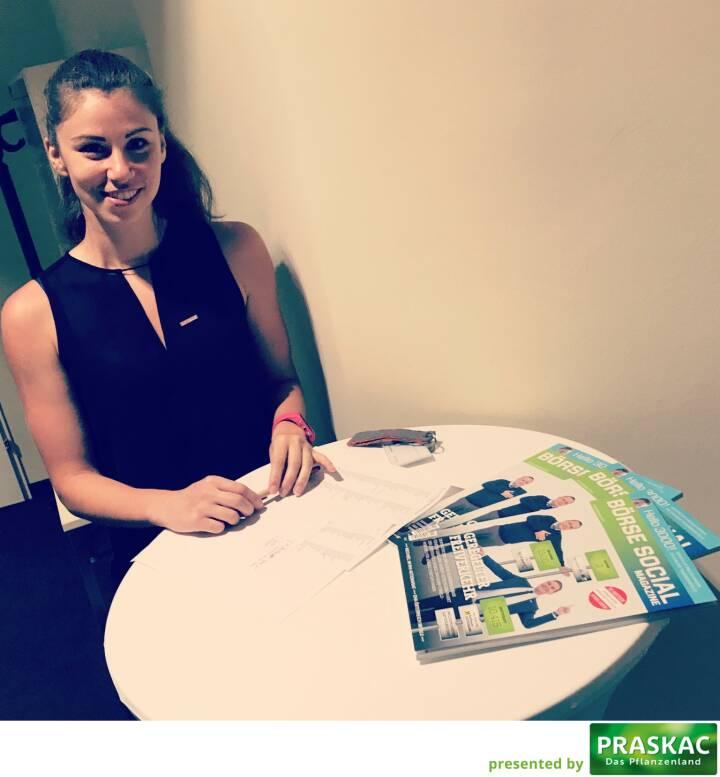 Angelika Gerdl (BKS) mit http://www.boerse-social.com/magazine