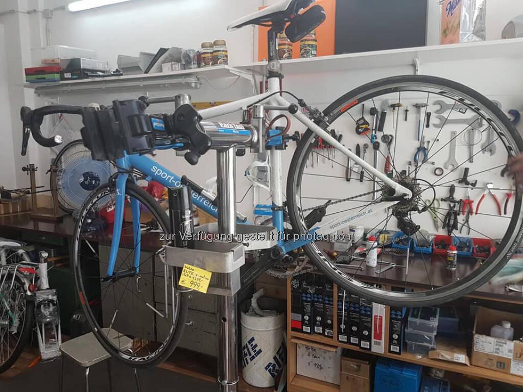Fahrrad, Service, Werkstatt, Reparatur (31.05.2017)