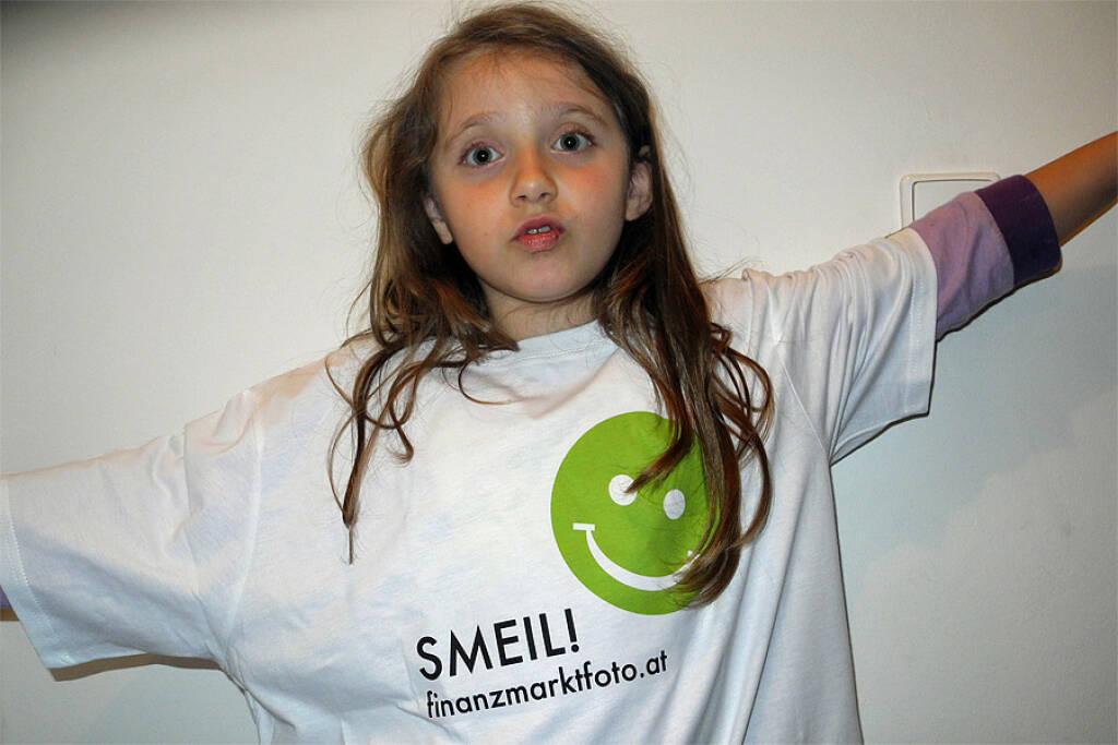 A Kids Smeil! Rosalie Krotky (17.05.2013)