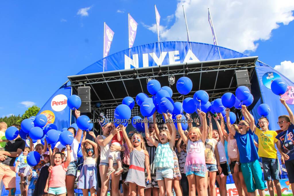 NIVEA Familienfest: Nivea Familienfest 2017 (Fotocredit: Steiner Familyentertainment) (09.06.2017)