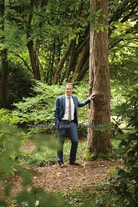 Wolfgang Süßle, CEO der L&R Unternehmensgruppe - Lohmann & Rauscher: Die L&R Unternehmensgruppe wächst 2016 um 5,5 % und veröffentlicht erstmalig einen Nachhaltigkeitsreport - Starkes Umsatzwachstum belegt nachhaltige Unternehmensführung (Fotocredit: Lohmann & Rauscher)