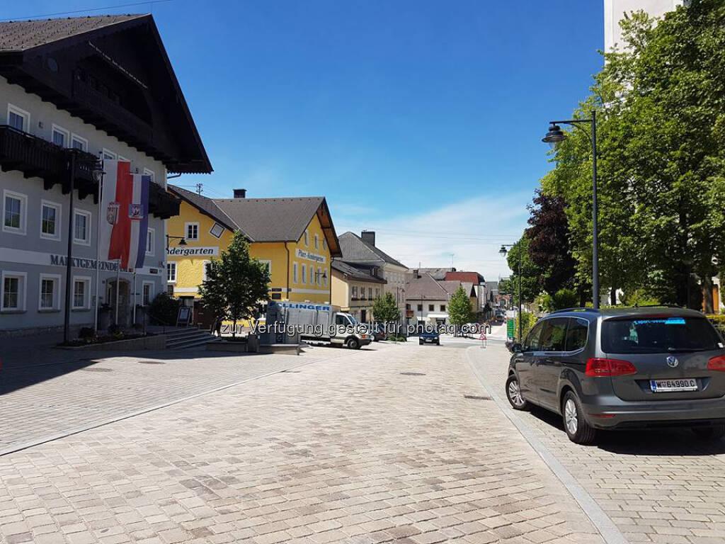 Startbereich des Race Around Austria (09.06.2017)
