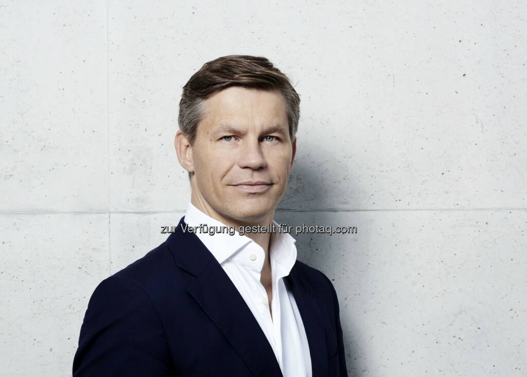 Berliner CEO Frank Briegmann gehört zu den wichtigsten Musikmanagern der Welt (Fotocredit: obs/Universal Music Entertainment GmbH/Laurence Chaperon), © Aussender (09.06.2017)