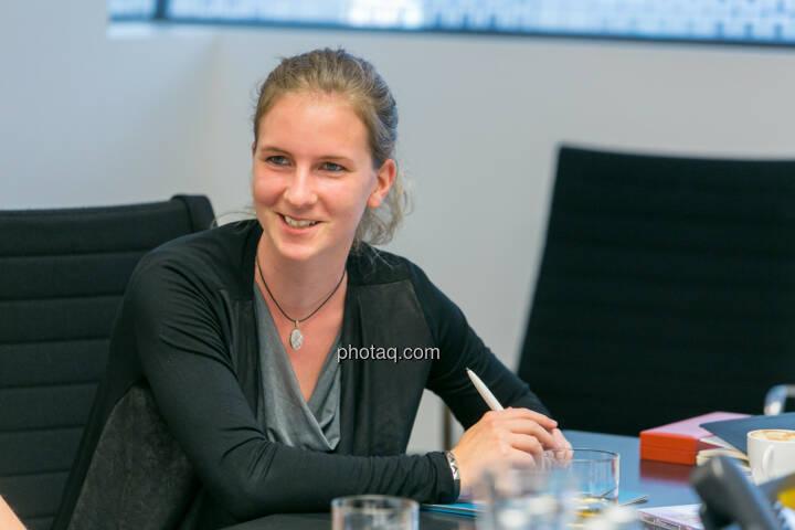 Tatjana Aubram (Studentin) - (Fotocredit: Martina Draper)