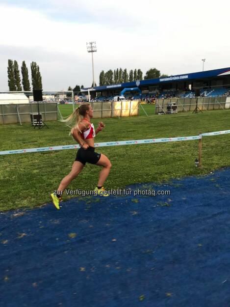 Mittelstreckenwochenende bei den Landesmeisterschaften (17.06.2017)