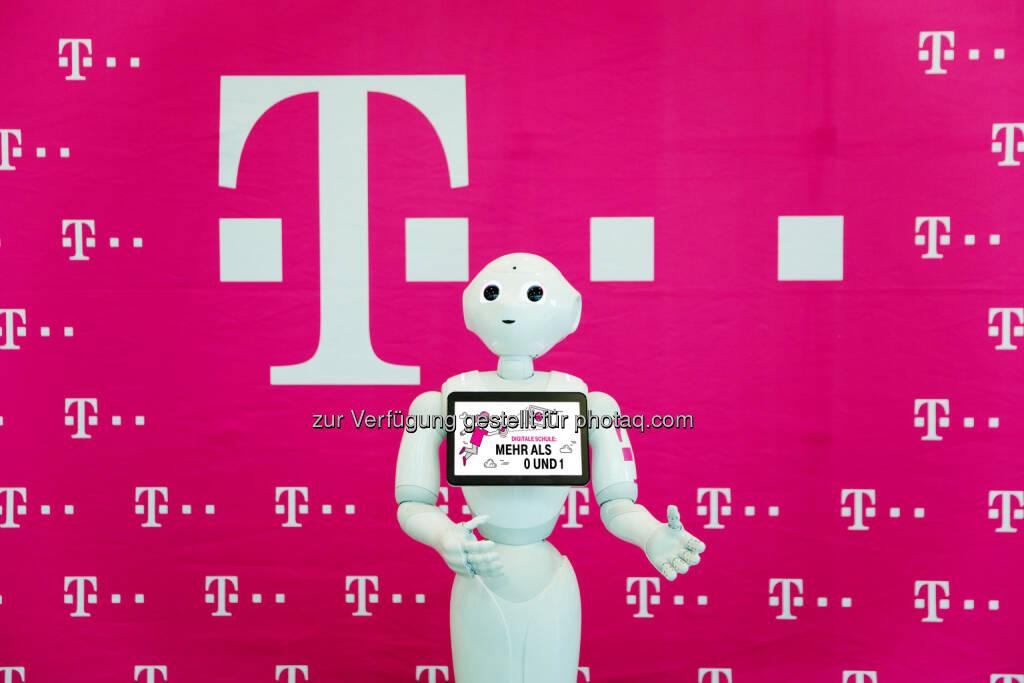 T-Mobile: #ConnectedKids: Digitale Schule ist mehr als 0 und 1 (Fotograf: Marlena König / Fotocredit: T-Mobile), © Aussendung (19.06.2017)