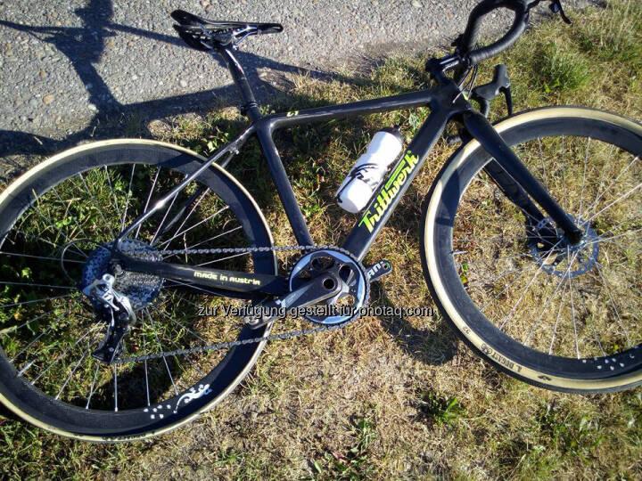 Fahrrad, Trittwerk