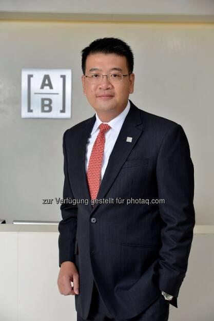 John Lin, Portfoliomanager für chinesische Aktien beim Asset Manager AB (Foto: AllianceBernstein) (21.06.2017)