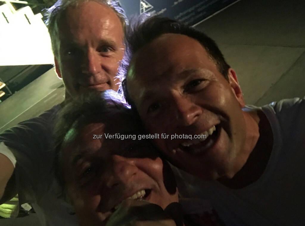 Mit Herbert Frei und Alexander Rüdiger (23.06.2017)
