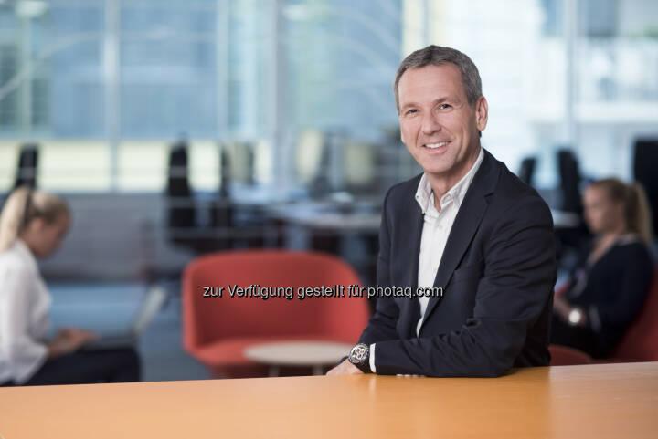 Christian Renk, Geschäftsführer Klarna Austria GmbH (C) Klarna
