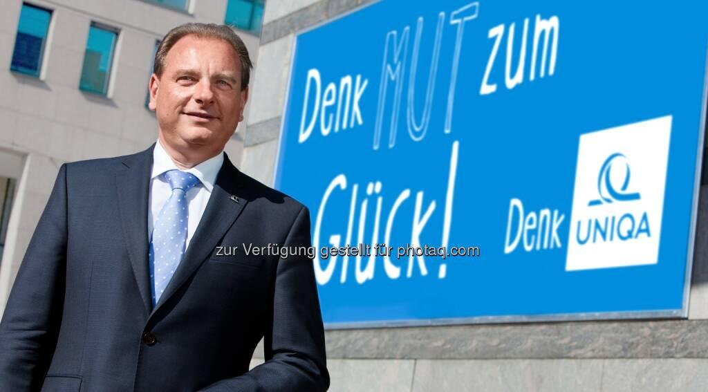 Hans Christian Schwarz, Landesdirektor Uniqa Oberösterreich - Uniqa Insurance Group AG: Uniqa Oberösterreich ist klare Nummer eins im Bundesland (Bild: R. Haidinger), © Aussendung (26.06.2017)