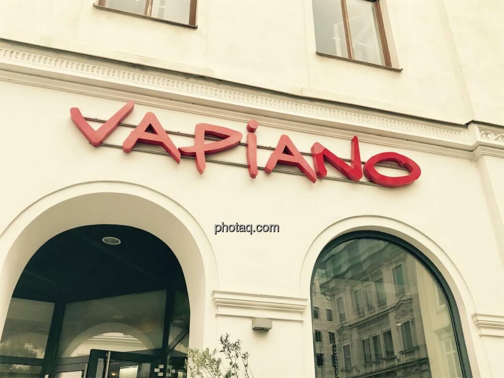 Vapiano Auslage, © Josef Chladek/photaq.com (27.06.2017)