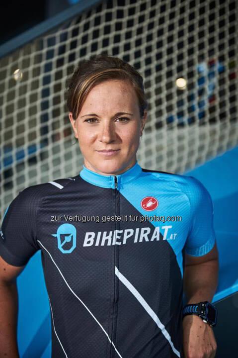 Tanja Stroschneider, Team Bikepirat.at