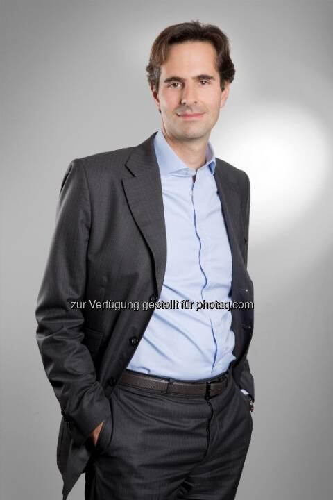 Thomas de Saint-Seine, Geschäftsführer und Senior Systematic Aktienfondsmanager der Schweizer RAM Active Investments SA, Bild: RAM