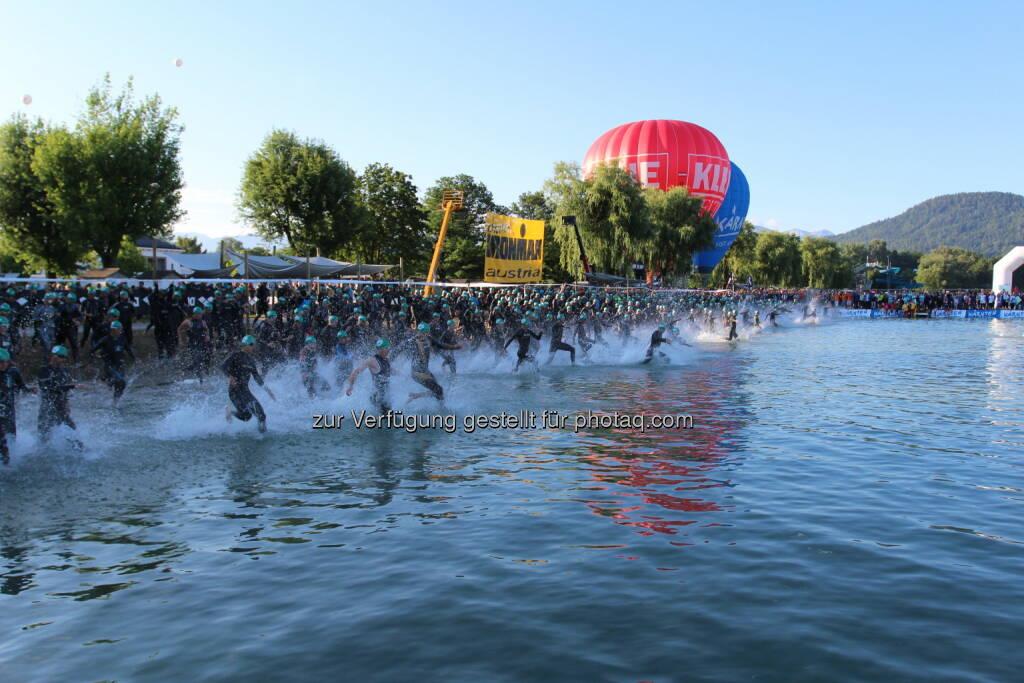 DB Schenker in Österreich: Ironman 2017: DB Schenker versorgt 3.000 Sportler (Bild: DB Schenker), © Aussendung (29.06.2017)