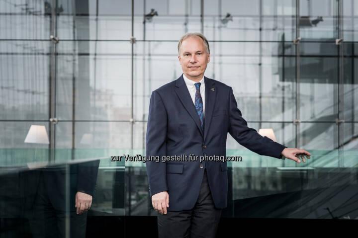Uniqa Vorstand Peter Eichler, zuständig für Personenversicherungen in Österreich und CEE - Einheitliches Europäisches Pensionsprodukt (Bild: Uniqa/Froese)