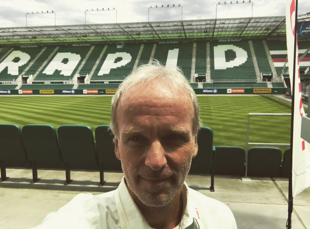Christian Drastil Rapid (29.06.2017)