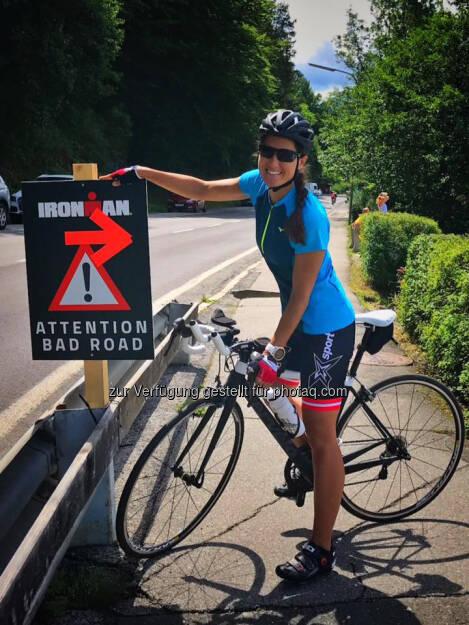 Monika Kalbacher, Ironman (30.06.2017)