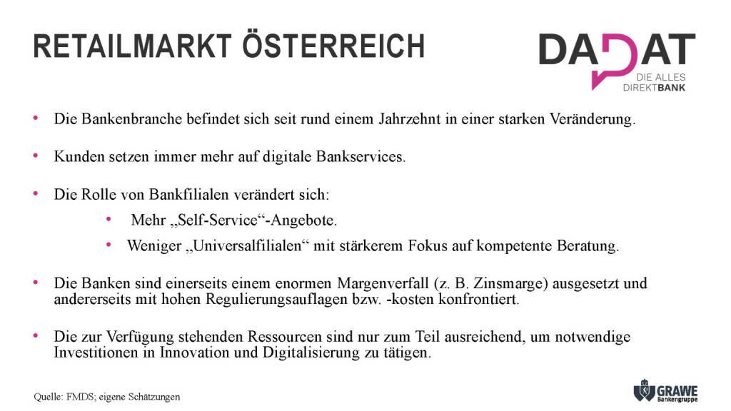 Präsentation dad.at - Retailmarkt Österreich (02.07.2017)
