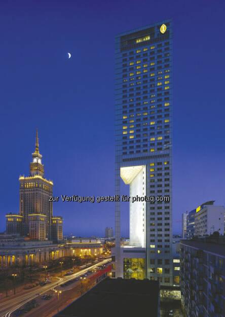 Warimpex Finanz- und Beteiligungs AG und UBM Realitätenentwicklung AG verkaufen das Hotel InterContinental in Warschau an den WestInvest InterSelect (c) Warimpex (15.12.2012)