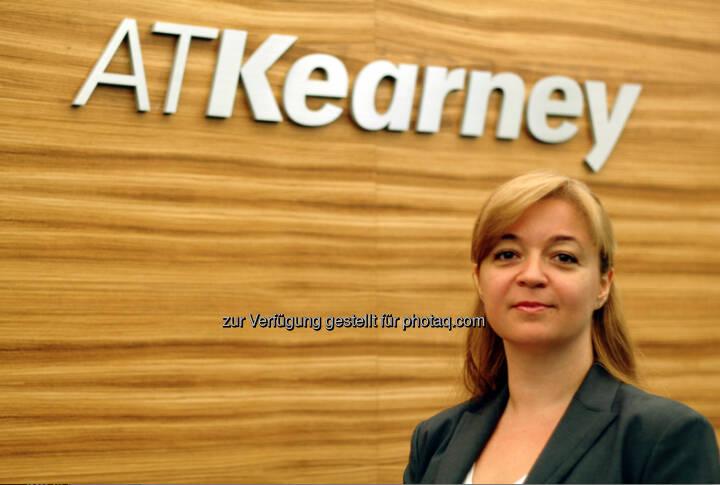 Daniela Chikova, Partner Financial Services bei A.T. Kearney, Bild: A.T. Kearney