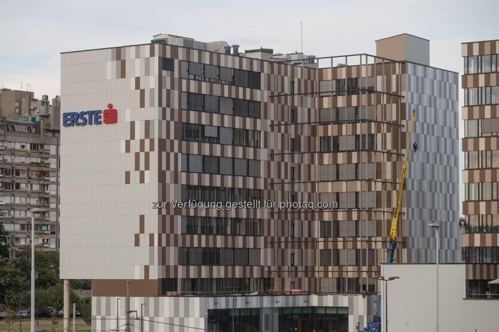 Sirius Office Belgrad der Erste Group; Bild: Erste Group (03.07.2017)