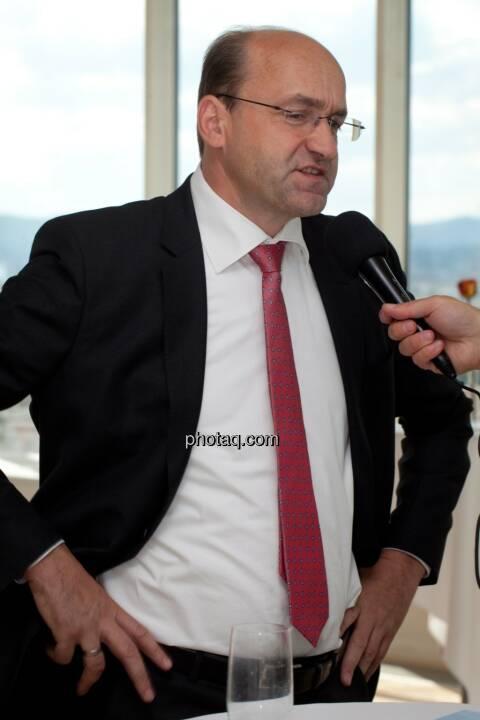 Ernst Huber (dad.at Bank)
