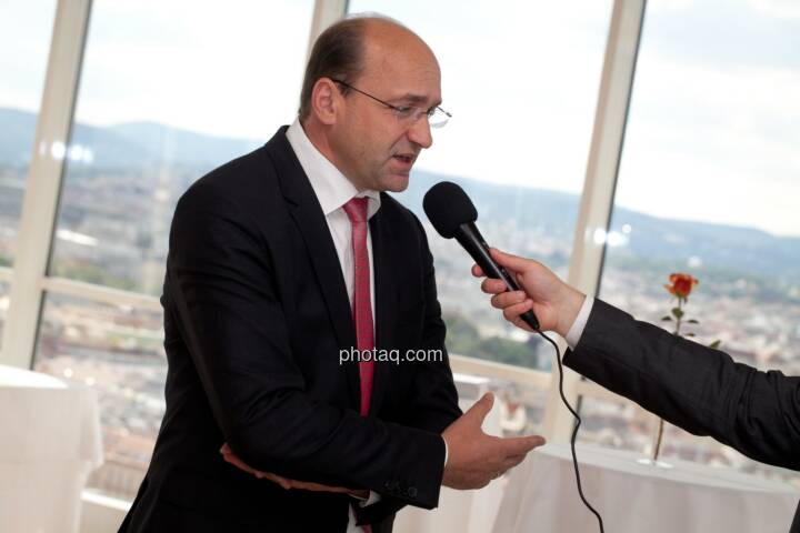 Ernst Huber (dad.at Bank) im Interview mit boersenradio.a