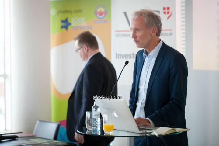 Gregor Rosinger (Rosinger Group), Christian Drastil (BSN)