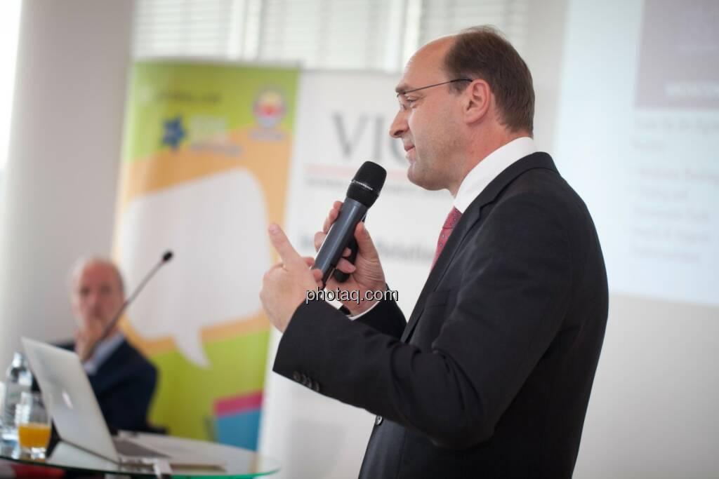 Ernst Huber (dad.at Bank), © Michaela Mejta (04.07.2017)