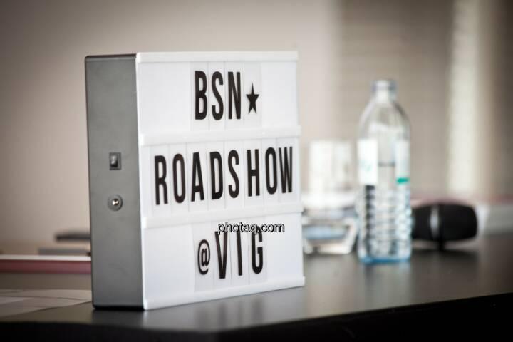 BSN-Roadshow macht Station im VIG-Headquarter Ringturm