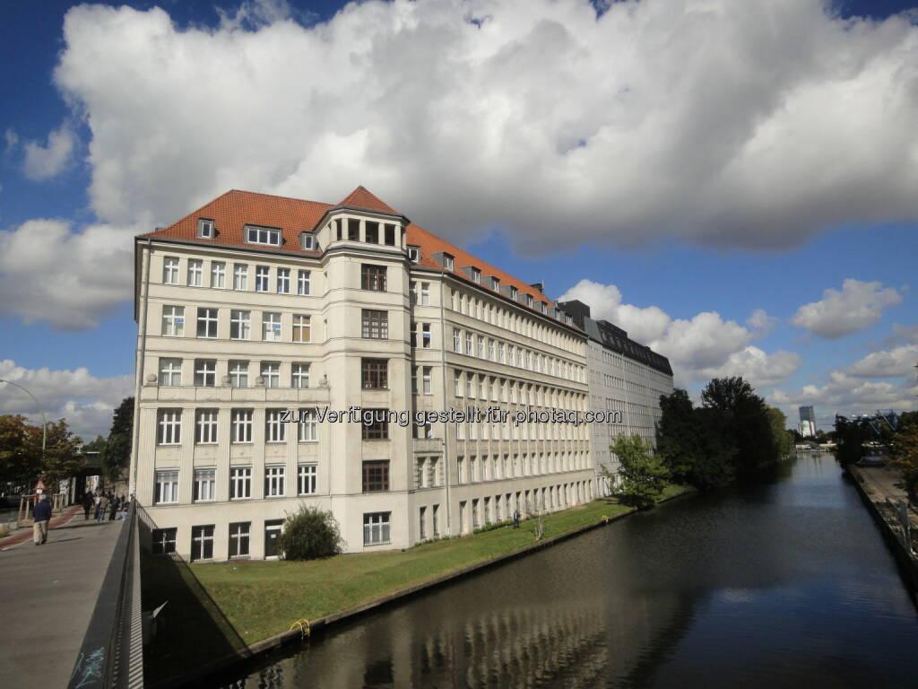 S Immo: Mit dem Ankauf eines Büroobjekts bekräftigt die börsennotierte S IMMO AG ihr Ziel für 2013, günstige Kaufgelegenheiten in Berlin wahrzunehmen (c) S Imme (21.05.2013)