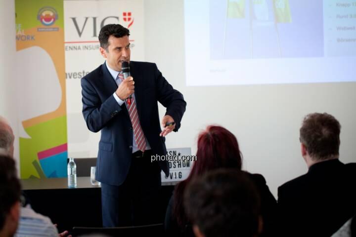 Josko Radeljic, Leiter Investor Relations, BayWa AG