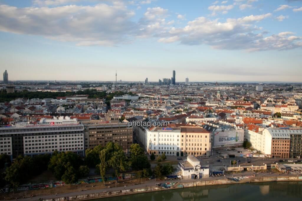 Skyline Wien, © Michaela Mejta (04.07.2017)