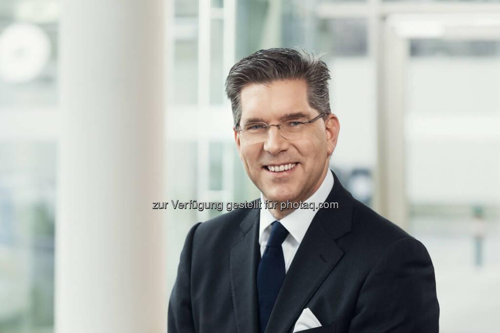 Hans Volkert Volckens vorzeitig als CA Immo-Finanzvorstand verlängert (Bild: Andreas Hofer/CA Immo), © Aussender (06.07.2017)