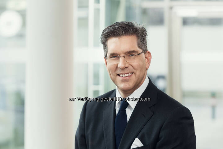 Hans Volkert Volckens vorzeitig als CA Immo-Finanzvorstand verlängert (Bild: Andreas Hofer/CA Immo)