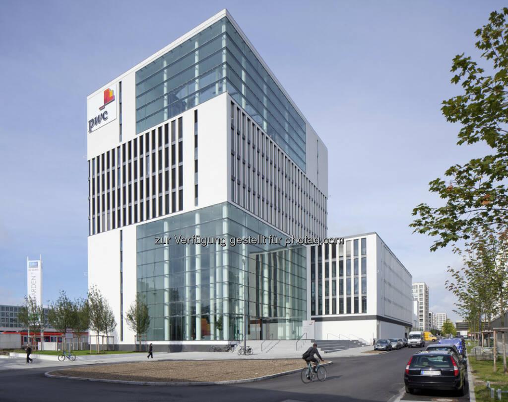 CA Immo hat weitere Mietverträge für das Bürogebäude Skygarden im Münchner Arnulfpark abgeschlossen (c) CA Immo (15.12.2012)