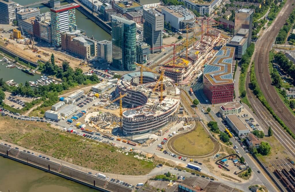 Immofinanz, trivago-Headquarter, Bild: euroluftbild.de Hans Blossey (06.07.2017)