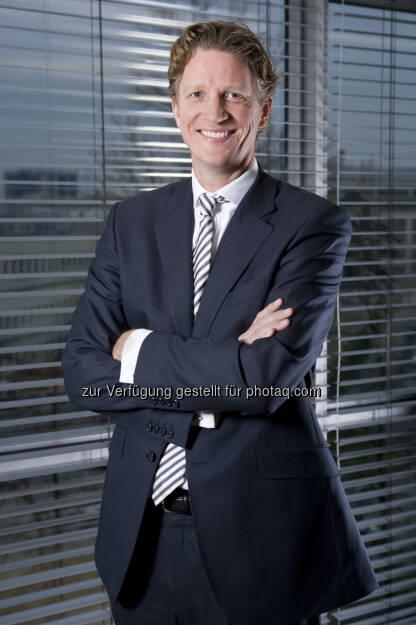 """Ard van der Meij ist neuer """"Country President"""" von Novartis in Österreich (Bild: Novartis), © Aussender (07.07.2017)"""