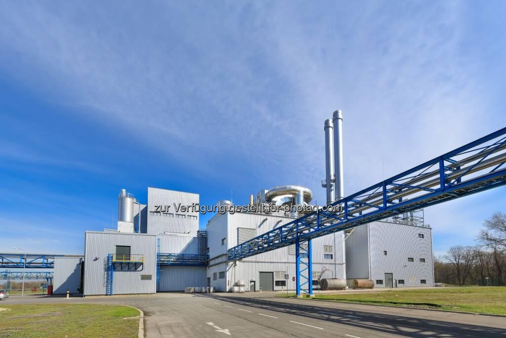 Agrana, Fabrik, Pischelsdorf; Bild: Agrana (07.07.2017)