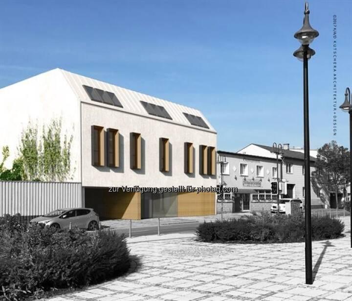 Vösendorf, Ortsstraße 90a, Haus; Bild: Copyright: K/A/D Kutschera Architektur+Design