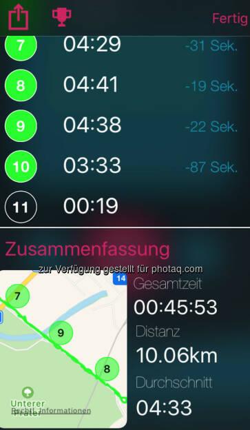 3:33 auf den letzten (10.07.2017)