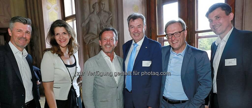 Wirtschaftsforum der Führungskräfte: Führungskräftetreffen beim WdF-Sommerfest (Fotocredit: WdF/G. Langegger), © Aussender (10.07.2017)
