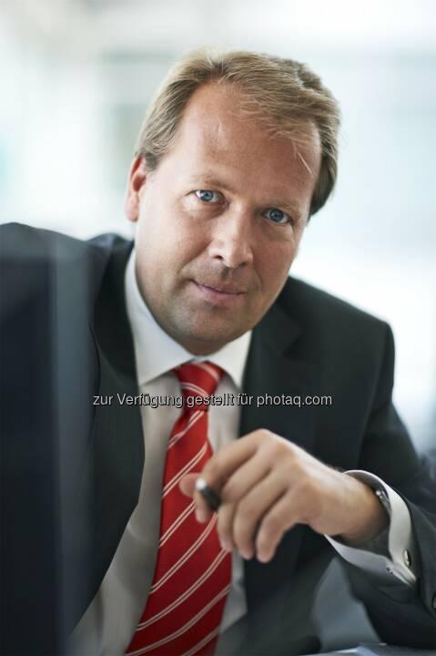 Florian Wallner, Ingram Micro Executive Director & Chief Executive Austria & Switzerland - Ingram Micro Österreich: Ingram Micro wird strategischer Distributionspartner von Dell EMC (Fotocredit: Ingram Micro)