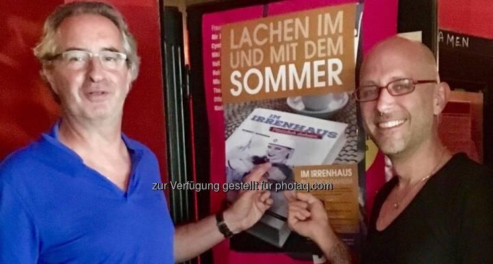 Robert Sommer, Bernhard Basziszta