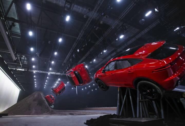 Jaguar Land Rover Austria GmbH: Der Jaguar aus Österreich, Foto: Jaguar, Nick Dimbleby