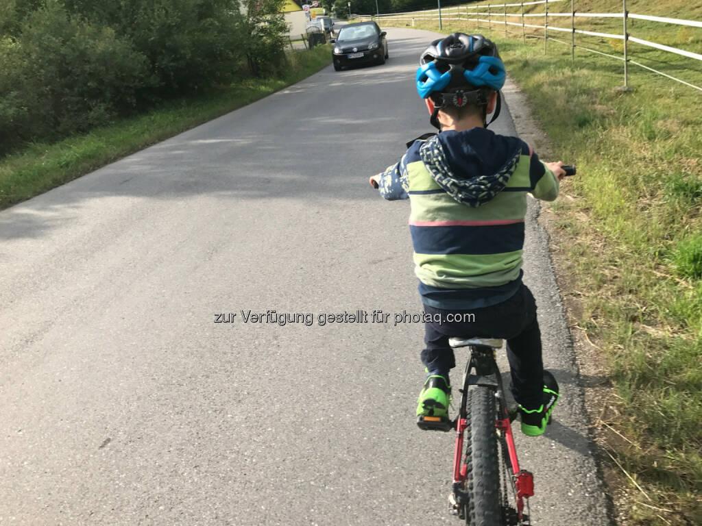 Sohn als Pacemaker (15.07.2017)