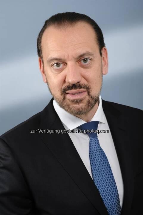 Prof. Werner Hoffmann, Partner bei EY Österreich, Bild: EY