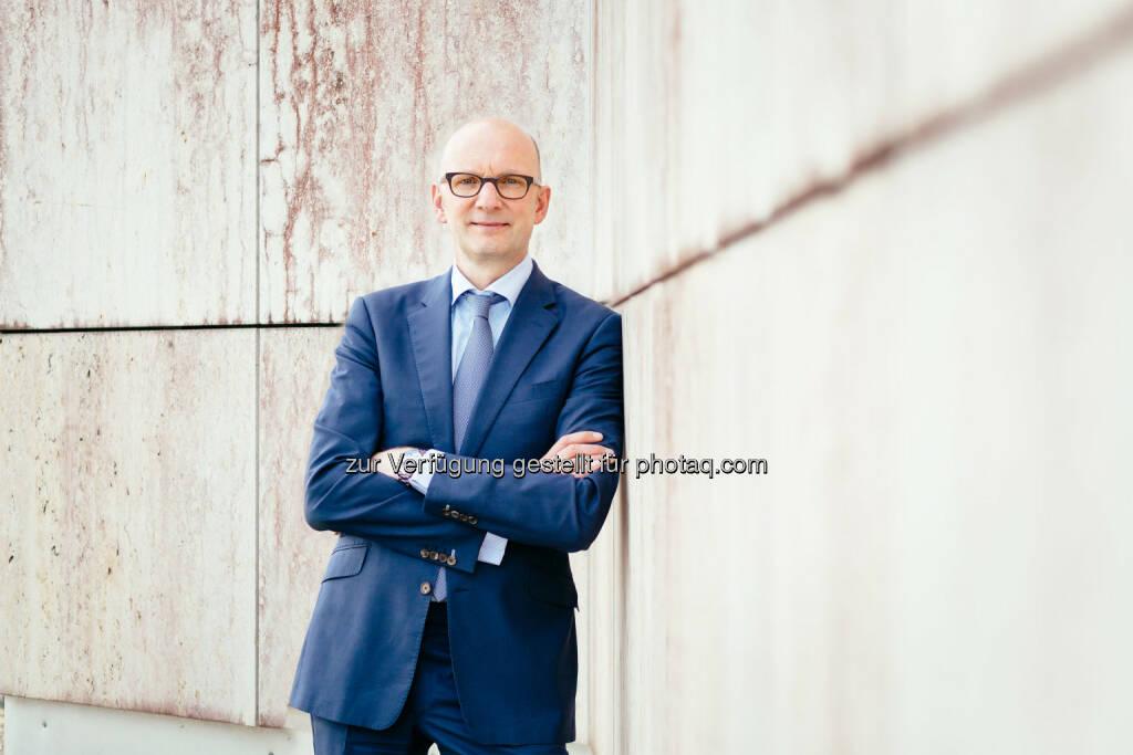 Markus Sebastian, Geschäftsführer Marketing und Vertrieb der L&R Unternehmensgruppe. - Lohmann & Rauscher: L&R Australien wird ein Jahr alt - Fazit nach dem ersten Jahr in Down Under (Fotocredit: Lohmann & Rauscher), © Aussender (17.07.2017)