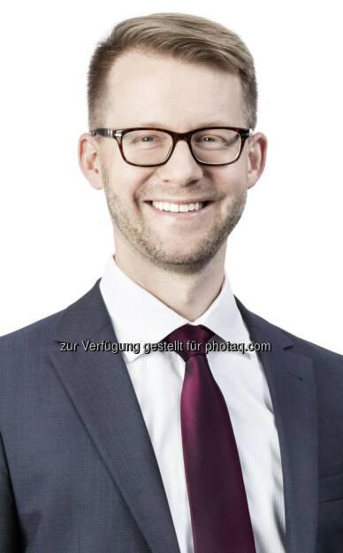 Hans Hartmann, Partner PwC Österreich Wirtschaftsprüfung - PwC Österreich: Karriere bei PwC Österreich: Fünf neue Partner erweitern Führungsteam (Fotocredit: PwC Österreich), © Aussender (18.07.2017)